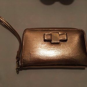 IVANKA TRUMP Blair Clutch Wristlet Wallet Preowned